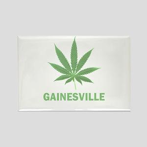 Gainesville, Florida Rectangle Magnet