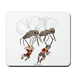Mosquito Problem Mousepad