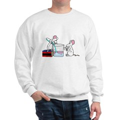 Lab Mice Sweatshirt