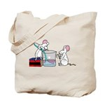 Lab Mice Tote Bag