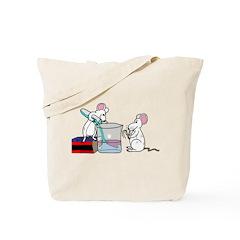 Lab Mice Tote Bag