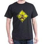 Moose Warning Dark T-Shirt