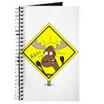 Moose Warning Journal