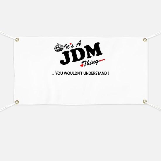 Unique Jdm Banner