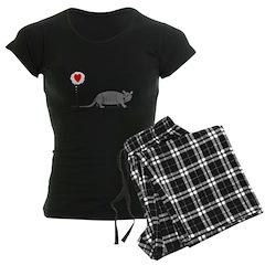 Armadillo Love Pajamas