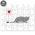 Armadillo Love Puzzle