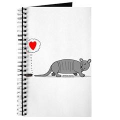 Armadillo Love Journal