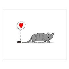 Armadillo Love Posters