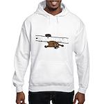 Beavers Bad Day Hooded Sweatshirt