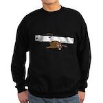 Beavers Bad Day Sweatshirt (dark)