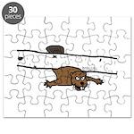 Beavers Bad Day Puzzle
