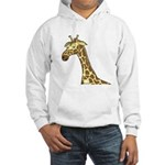 Giraffe Hooded Sweatshirt