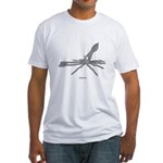 Squid Fitted T-Shirt