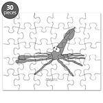 Squid Puzzle