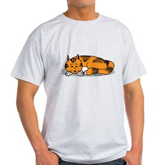 Cat Contemplation T-Shirt