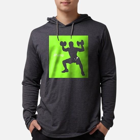 iPump (Mens) Long Sleeve T-Shirt