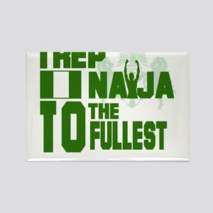 I rep Naija to the fullest Magnets