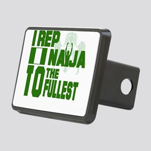 I rep Naija to the fullest Rectangular Hitch Cover