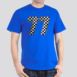 Automotive #77 Dark T-Shirt