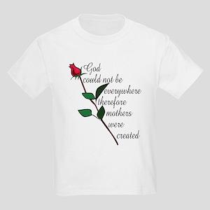 Mother's Day Flower Kids T-Shirt