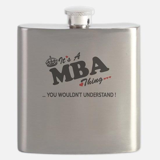 Unique Mba Flask