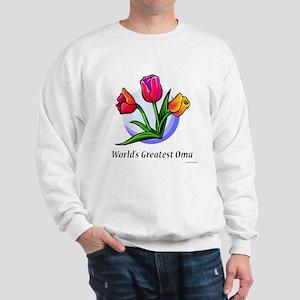 Greatest Oma Sweatshirt