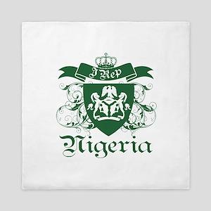 I rep Nigeria Queen Duvet