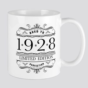 1928 Classic Birthday Mugs