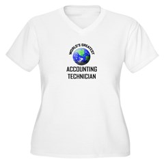World's Greatest ACCOUNTING TECHNICIAN T-Shirt