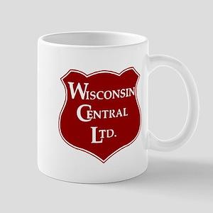 Wisconsin Central Railway Mugs