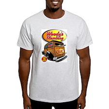 Woody's Plumbing @ eShirtLabs Light T-Shirt