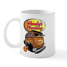 Woody's Plumbing @ eShirtLabs Mug