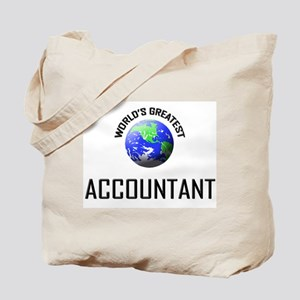 World's Greatest ACCOUNTANT Tote Bag