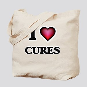 I love Cures Tote Bag