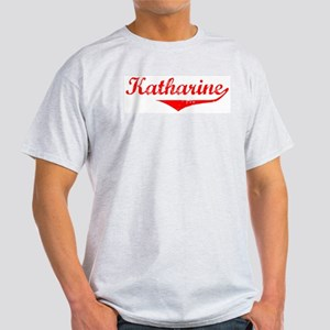 Katharine Vintage (Red) Light T-Shirt