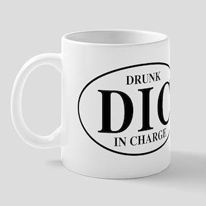 Drunk In Charge Mug