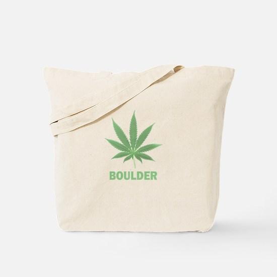 Boulder, Colorado Tote Bag