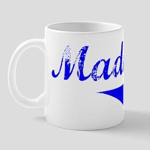 Madonna Vintage (Blue) Mug