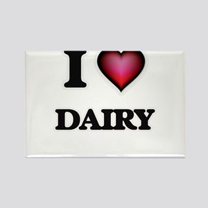 I love Dairy Magnets