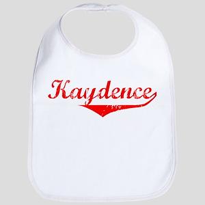 Kaydence Vintage (Red) Bib