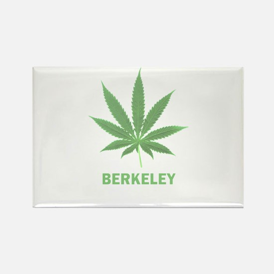 Berkeley, California Rectangle Magnet