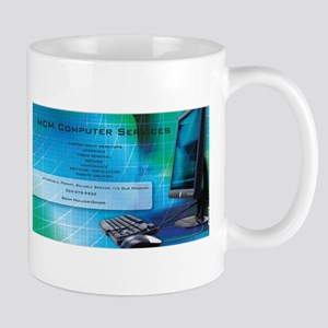 MCM Computer Services Mugs