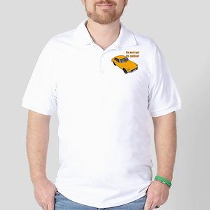 MGB Patina Golf Shirt