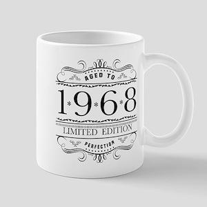 1968 Classic Birthday Mugs