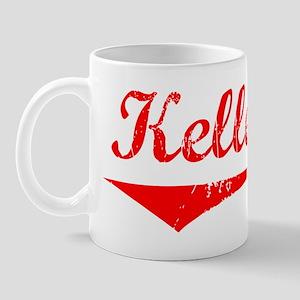 Kellen Vintage (Red) Mug