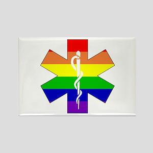 EMS Pride Rectangle Magnet