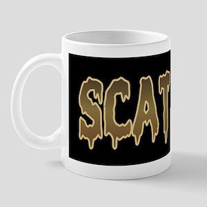 Scat Face Mug