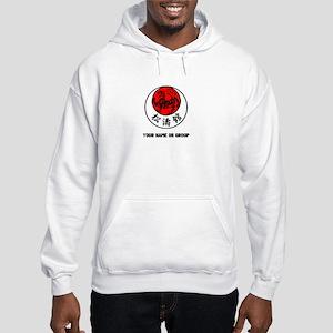 SHOTOKAN PERSONALIZED RISING SUN Hooded Sweatshirt