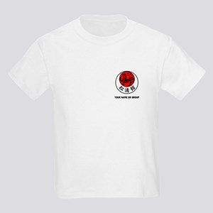 SHOTOKAN PERSONALIZED RISING SU Kids Light T-Shirt