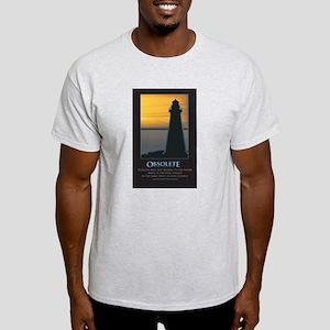 Obsolete Ash Grey T-Shirt